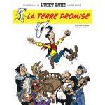 Lucky Luke, La terre promise, édition Lucky comics, 10,60€