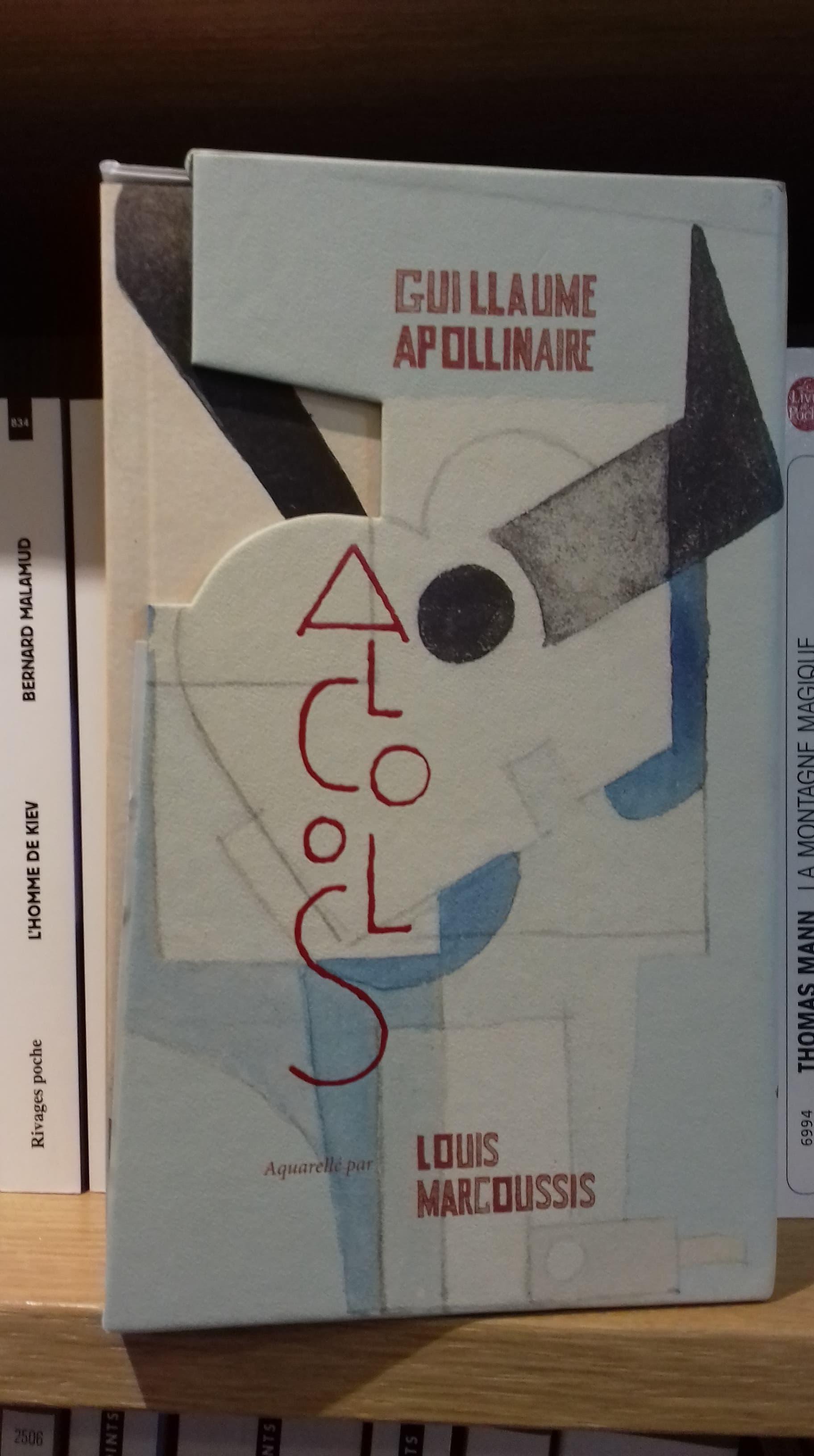 Coffret Alcools - Edition Gallimard - 35€