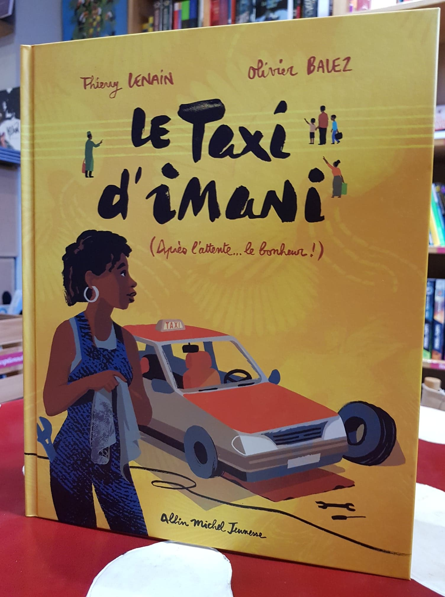 Le taxi d'Imani