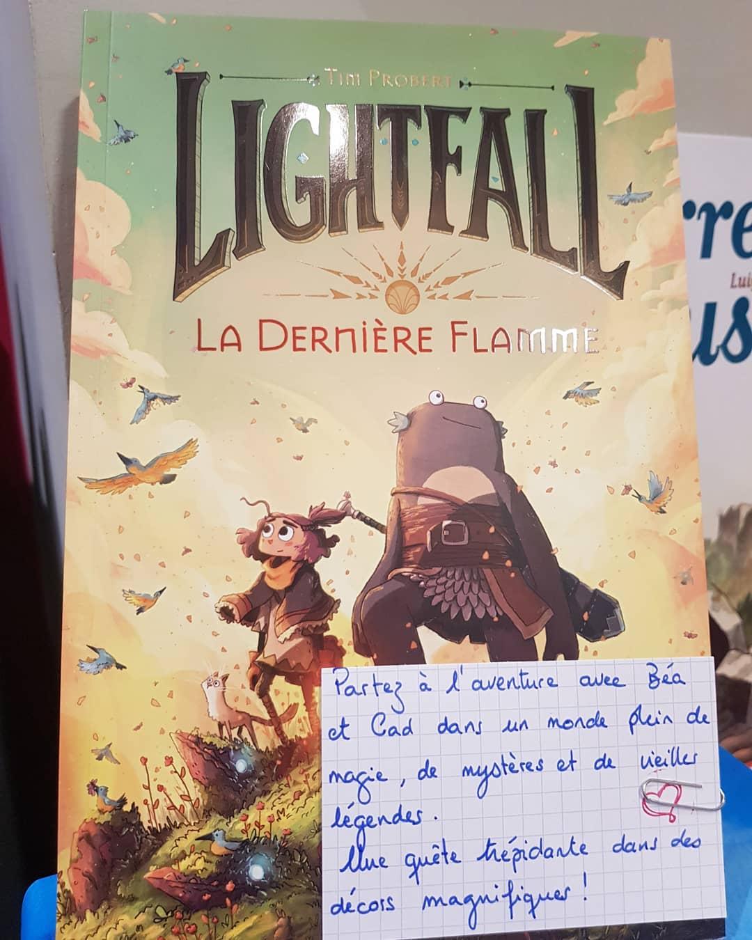 Lightfall